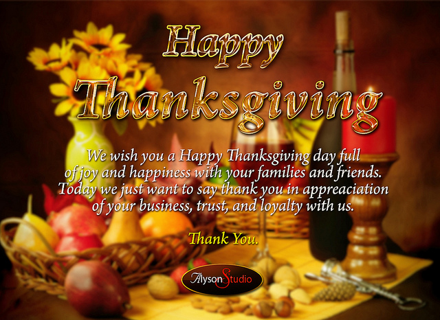 ... A Special Thanksgiving Prayer Just For You!